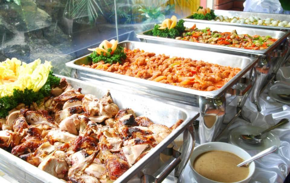 servicios - banquetes - Servicios