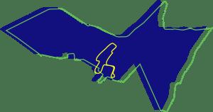 Schéma du parcours
