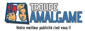 Logotype de la troupe Amalgame
