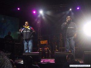 Grupo Niche live in München (25.09.04)