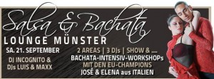 Salsa & Bachata Lounge (Bachata)
