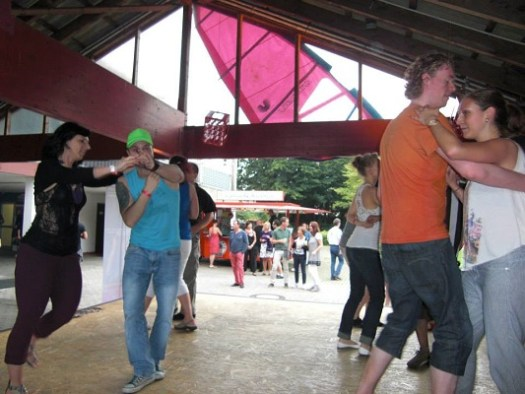 Salsa & Kizomba Social - Open Air