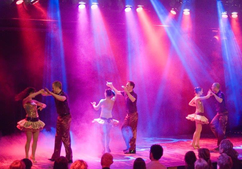 Salsa Lund Show