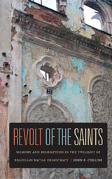 REVOLT OF THE SAINTS by J. F. Collins (2015)