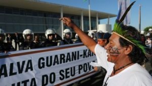 Indigenous human rights in Brazil - SALSA Letter to Dilma Rousseff