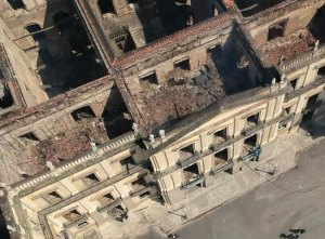 Brazilian National Museum Fire (09.06.18)