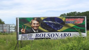Election of Jair Bolsonaro in Brazil (11.12.18)