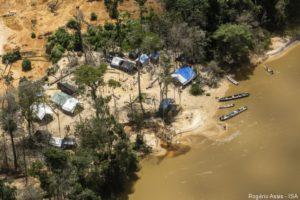 Indigenous land invasions Brazil PIAC SALSA