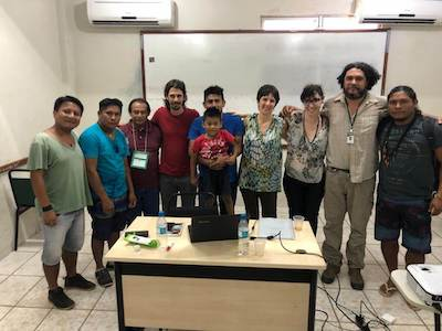 Munduruku anthropologist and archaeologist defend their undergraduate dissertations at UFOPA (2-5-20)