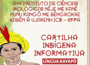 Cartilha Indigena Informativa Kayapó
