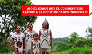 ORPIO: Pueblos indígenas de Loreto debemos prevenir para frenar el coronavirus (3-19-20)