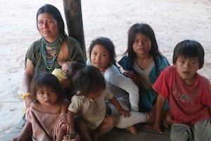 familia ashaninka