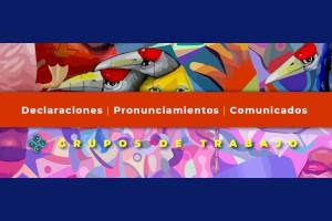 CLACSO GT_declaraciones-pronunciamientos