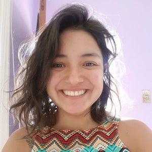 Maria Ximena Flores Rojas winner of Whitten Research Fund 2019