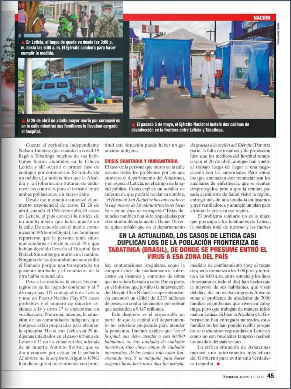Revista Semana 2