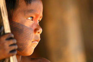 Bebê indígena de 1 ano da etnia Guarani morre por Covid-19 em SP (5-7-20)