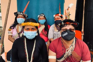 Waorani Nation Wins COVID-19 Legal Victory Against Ecuadorian Government to Prevent Ethnocide in the Amazon (6-18-20)