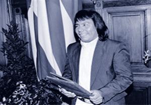 Paulinho Paiakan Washington