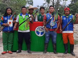 The U'wa Community's Nonviolent Resistance to COVID-19 and Attacks in Colombia (6-11-20)