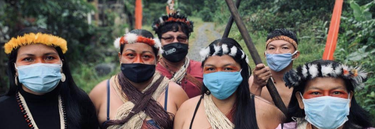 Court forces Ecuador government to protect Indigenous Waorani during COVID-19 (6-26-20)