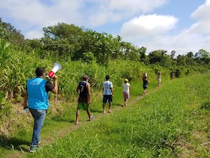 Más de 12 mil casos de COVID-19 en la Amazonía norte (8-9-20)