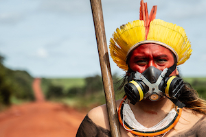 Study: Brazil government undercounts Indigenous deaths from COVID-19 by half (5-18-21)