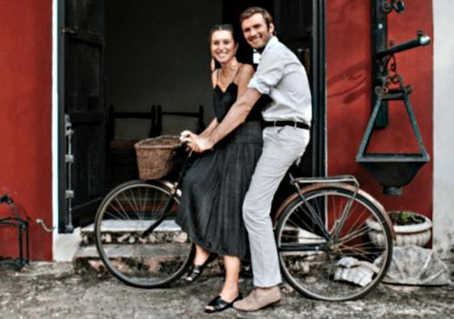 Francesca Bonato & Nicolas Malleville
