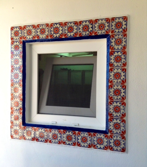 Mexican Window Tile