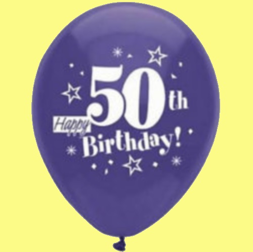 Happy 50th Birthday Rob