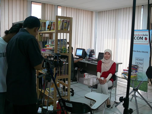Interview Metro TV