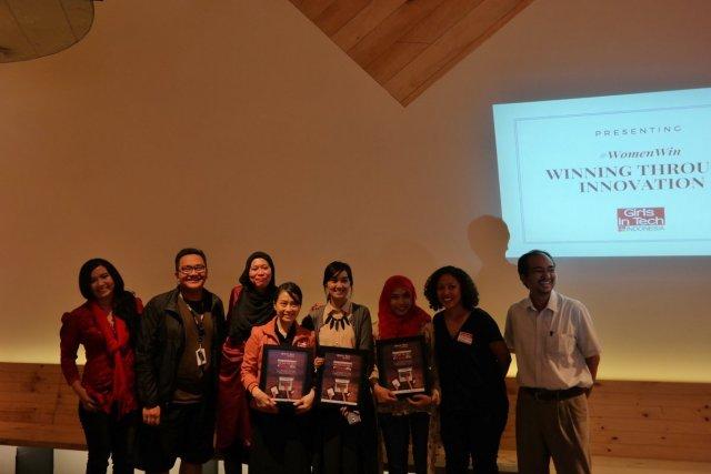 Girls in Tech Indonesia #WomenWin Awarding Night