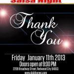 Club Fox Customer Appreciation Night