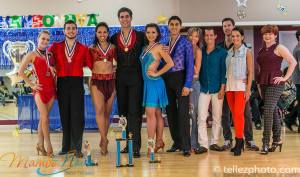 Mambonova Salsa Competition