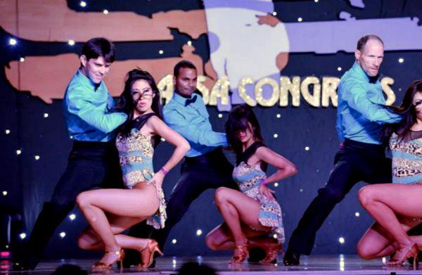 Salsa Team Auditions