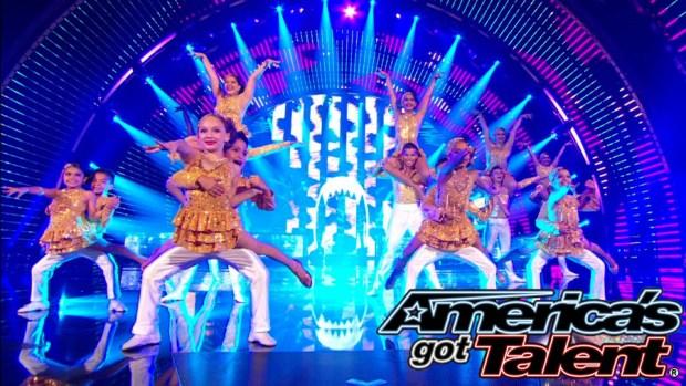 Baila Conmigo AGT