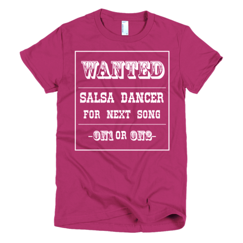 Salsa Dancer T-Shirt