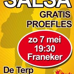 Salsalessen in Franeker