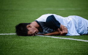 injured player