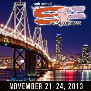 SF Salsa Congress 2013