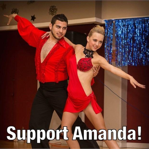 Amanda Hanes