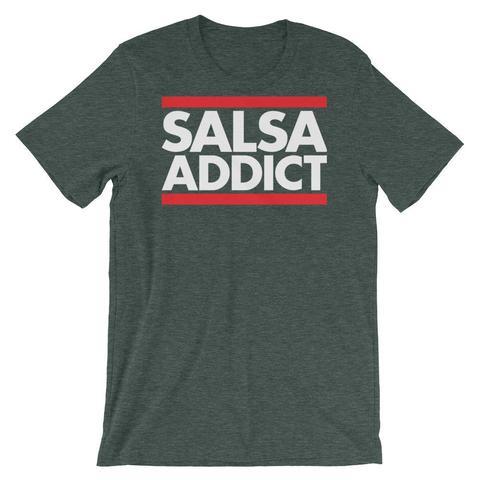 Salsa Addict TShirt