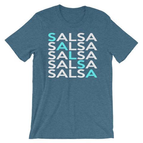 Salsa Salsa Salsa Dancing Shirt