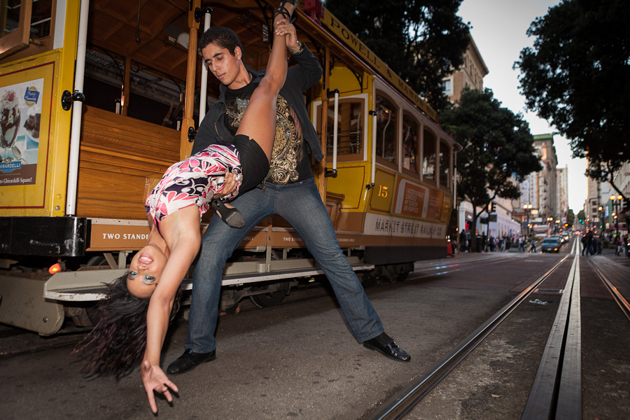 Salsa Dancing San Francisco