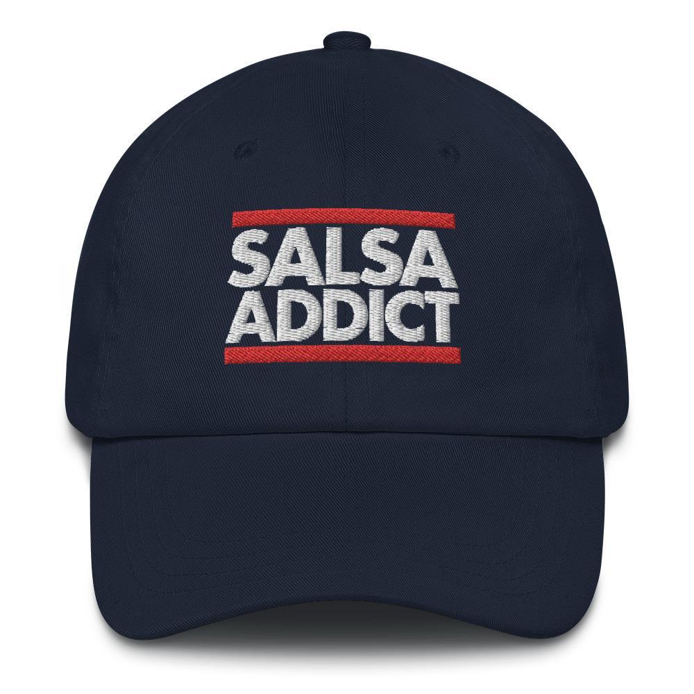 Salsa Addict Baseball Cap