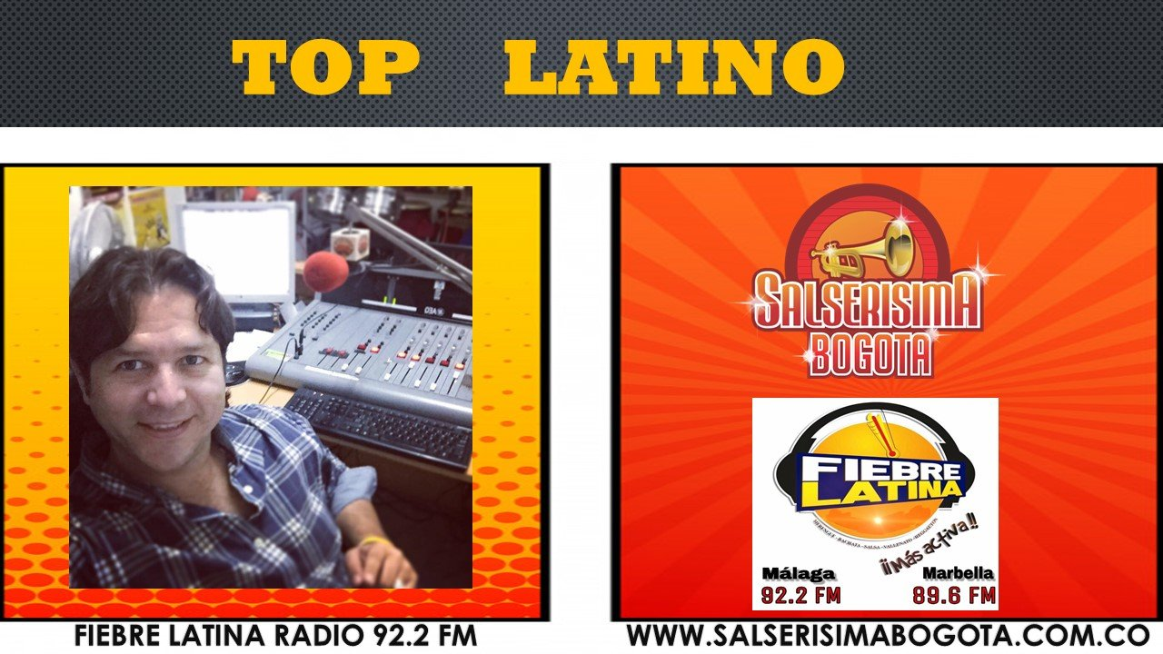 09-TOP LATINO KIKE SANCHEZ