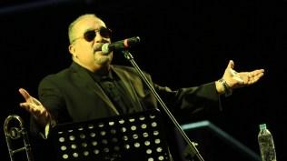 Colón hizo un pequeño homenaje al Cantante de los cantantes, Héctor Lavoe. (Foto: Songoro Media)