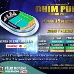 Este es el precio de las entradas para el Festival Chim Pum Callao 2015
