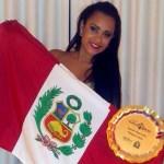 Bailarina peruana obtiene el segundo puesto en campeonato mundial de salsa