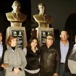 Callao: Crean bustos en homenaje a Luis Delgado Aparicio e Ismael Miranda