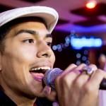 César Vega está listo para cantar en el Festival del Callao, en Paterson